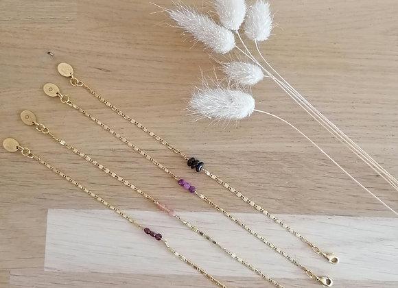 Bracelet chaîne -  La2l