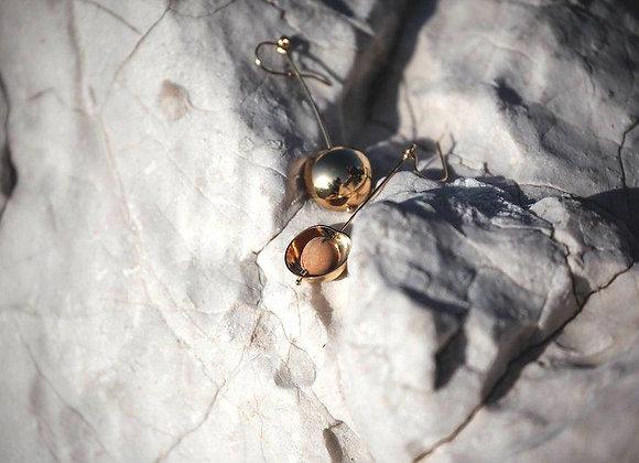 Boucles d'oreilles Cerise - Virginie Fantino