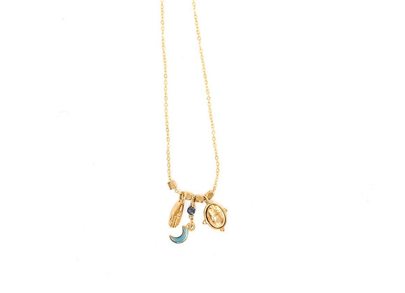 Collier Sacha Pampilles