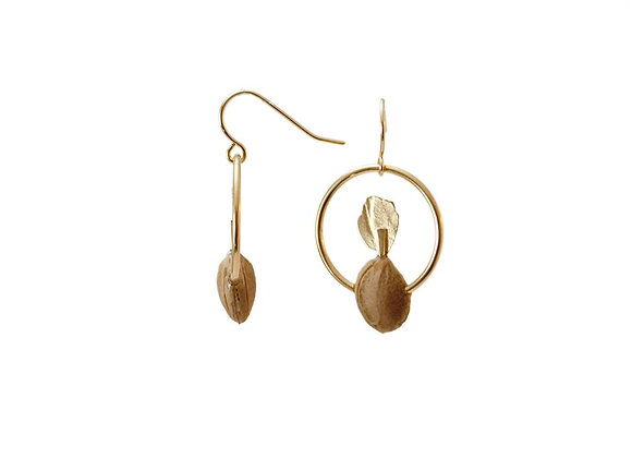 Boucles d'oreilles Mirabelles - Virginie Fantino