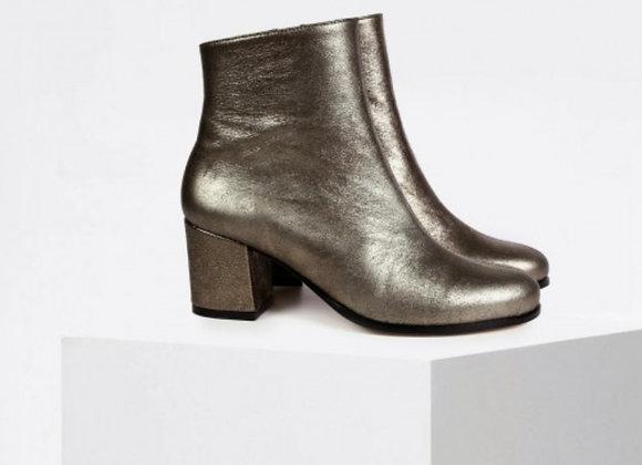 Boots Avenir Métal- Craie