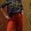 Thumbnail: Pantalon Noa brique