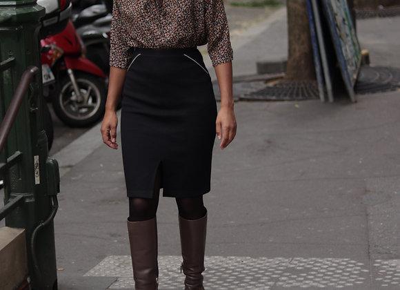 Jupe Charlène noire