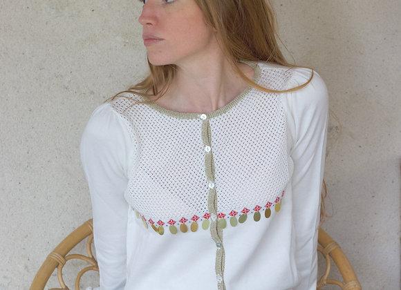 Gilet Aria - Ladylou