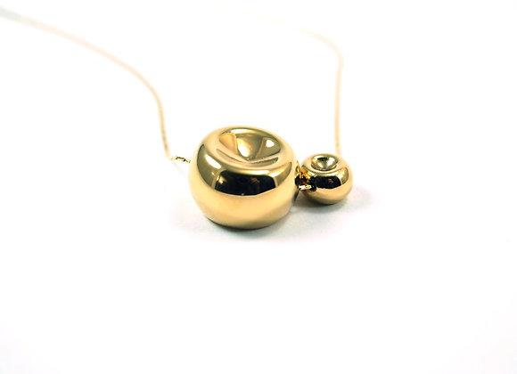 Collier Double Globule