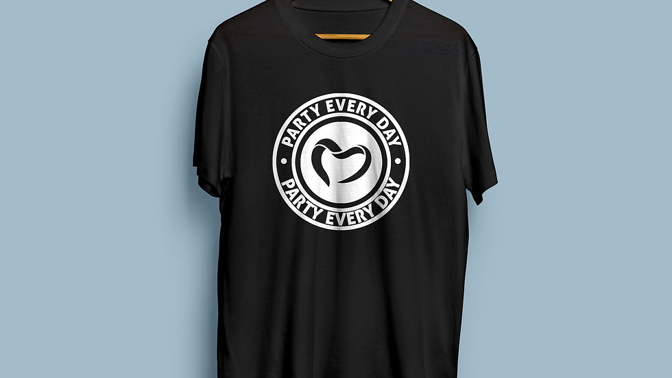 Party Everyday Circle T Shirt