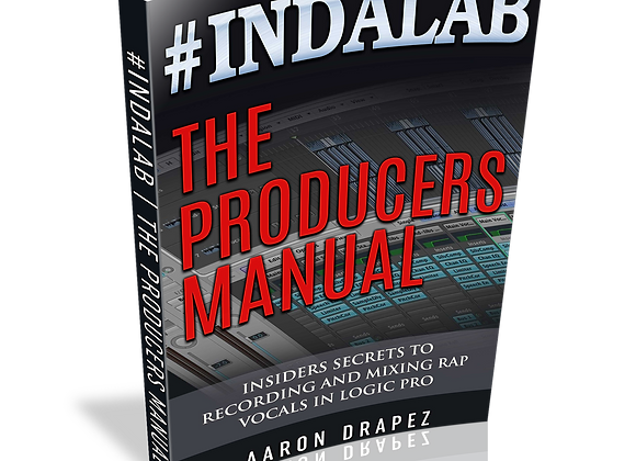 #Indalab | The Producers Manual | Logic Pro 9