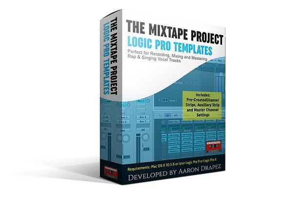 TMP Logic Pro Template 0.5