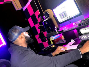1 Studio session free at TMP!