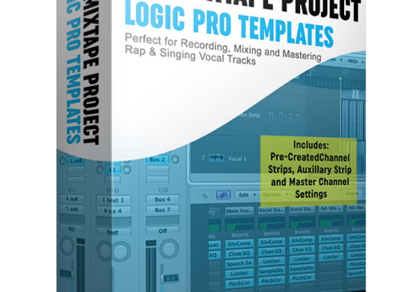 TMP Logic Pro 9 Template