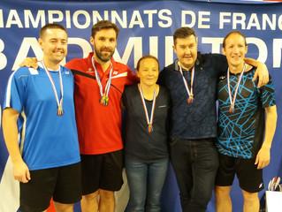 Les championnats de France Vétérans