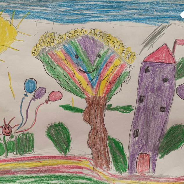 A01 - Max Amos age 5 Radyr Primary Recep