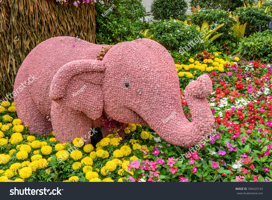 stock-photo-elephant-sculpture-made-of-f
