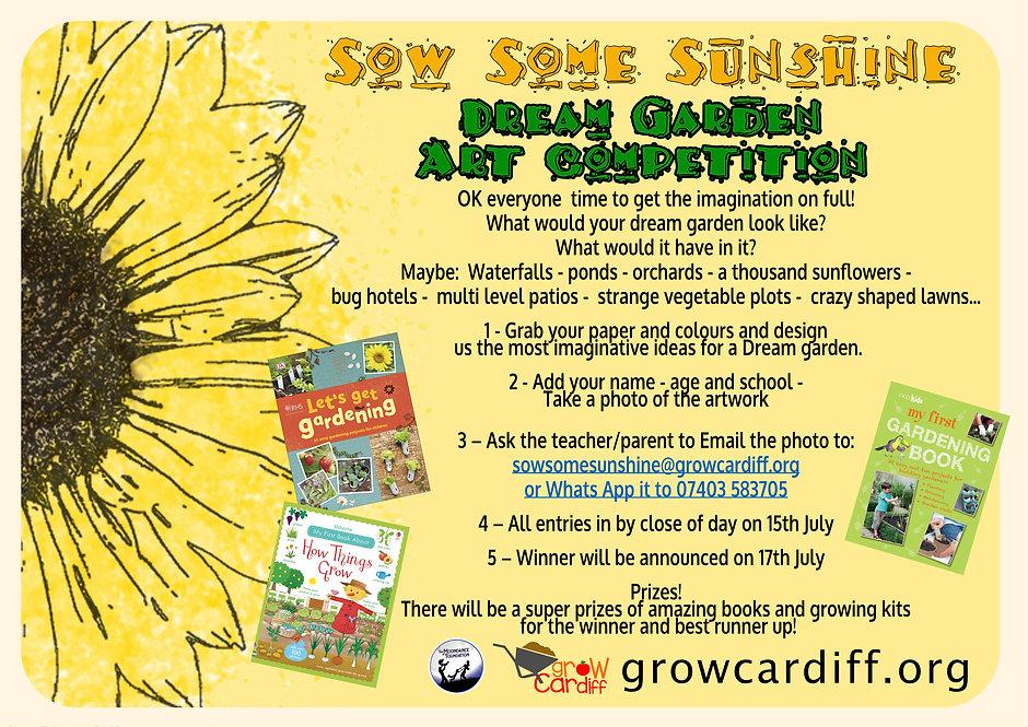 Sow Some Sunshine  - Dream Garden Comp.j