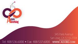 BUSINESS CARD FOR PORTFOLIO