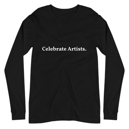 CELEBRATE Unisex Long Sleeve Tee