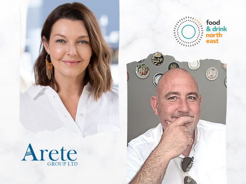 ARETE GROUP LAUNCHES STRATEGIC PARTNERSHIP WITH FOOD AND DRINK NORTH EAST TO BRING NEW OPPORTUNITIES