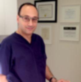 Dr.Baradaran principle dentist at Harbord Dentistry