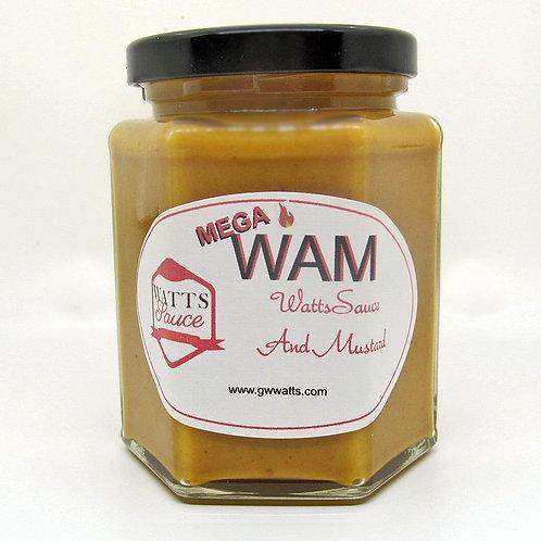 Mega WAM (Wattssauce And Mustard)