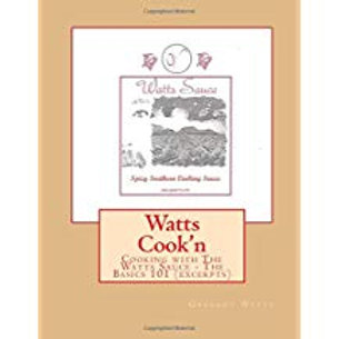 Watts Cook'n? Cookbook
