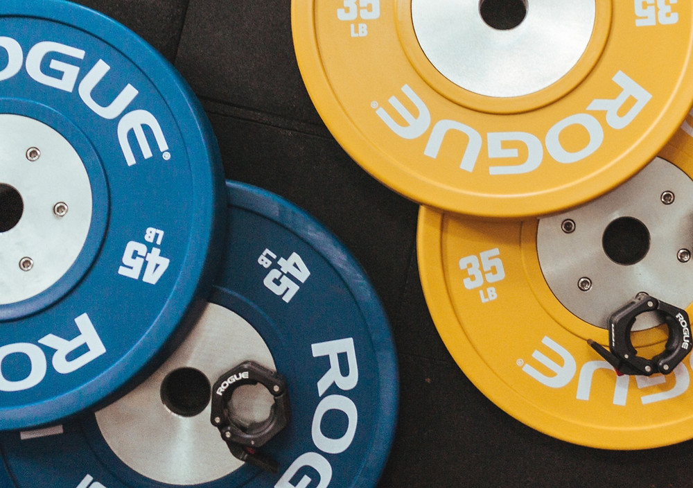 Weight plates, fitness after 50