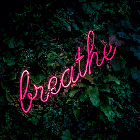 Breathe In & Out Gratitude