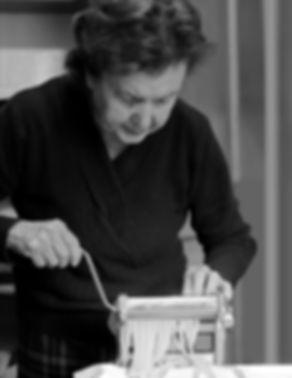 Image of Pasta Being made