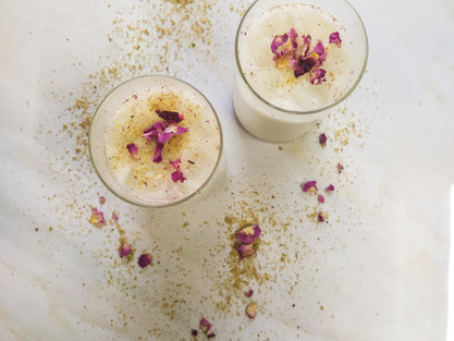 Homemade Thandai in 10 minutes| theflavours101