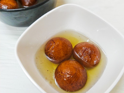 Gulab Jaamun with instant khoya at home| theflavours101.