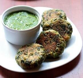 How to make Harabhara Kabab at home.| theflavours101.