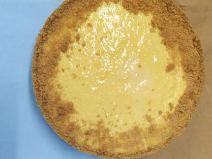 No-Bake Custard Tart at Home | theflavours101.