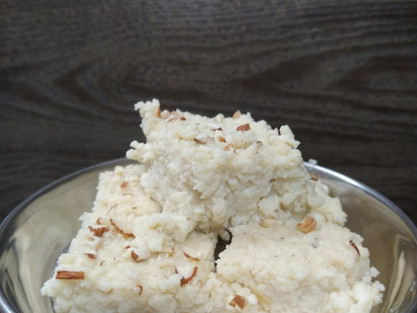 3 Ingredient Easy Kalakand Recipe at Home| theflavours101.