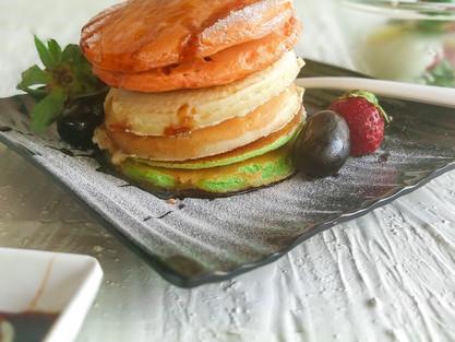 Easy Pancake Recipe| Eggless pancake recipe| pancake from scratch |theflavours101.