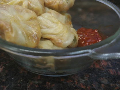 Veg Momos at Home| theflavours101.