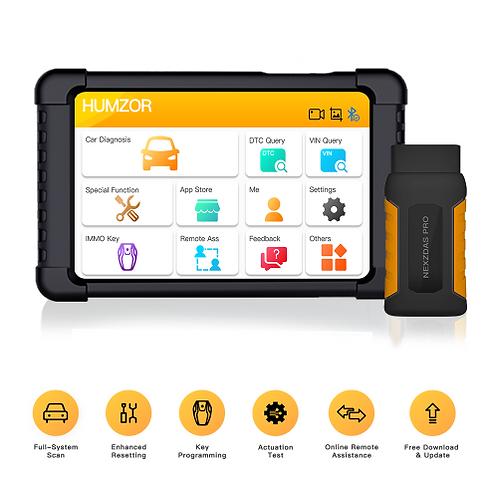 NexzDAS Pro Full System Diagnostic Tool