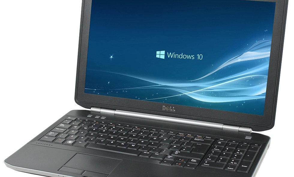 Reconditioned Dell Latitude Laptops