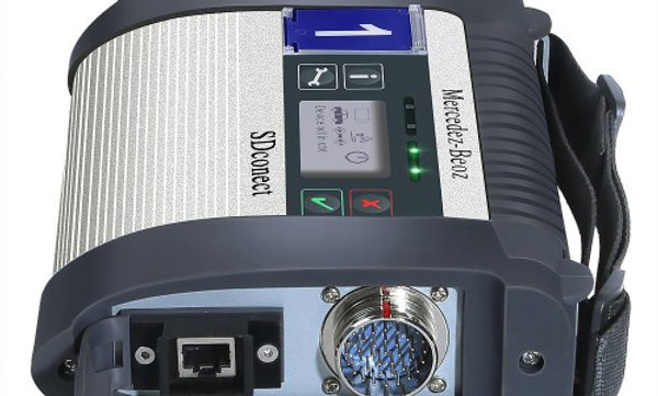 MB SD Connect 4 Diagnostic Scanner with HDD Supports DoIP