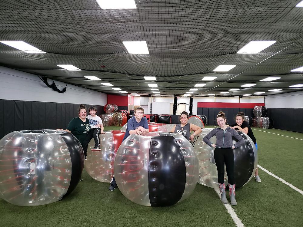 Family Fun at Knockerball North Conway