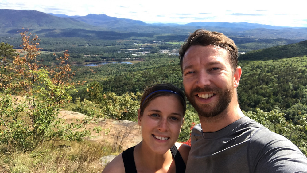Peaked Mountain, North Conway, NH, Fall Foliage, New Hampshire
