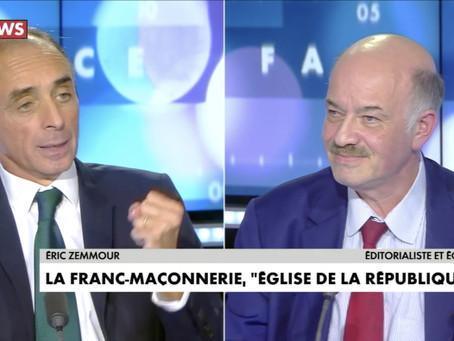 """""""Pauvre"""" Franc-Maçonnerie française ?"""