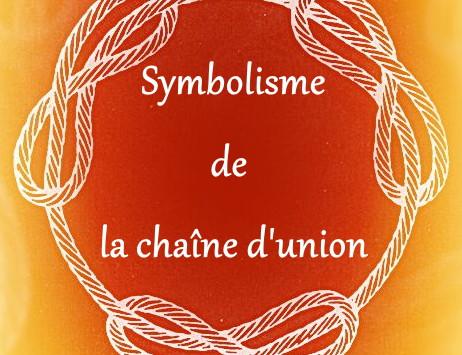 Symbolisme de la chaîne d'union