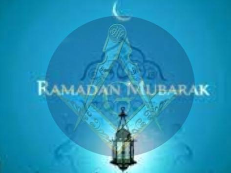 Le vécu d'un franc-maçon musulman pratiquant  le Ramadan