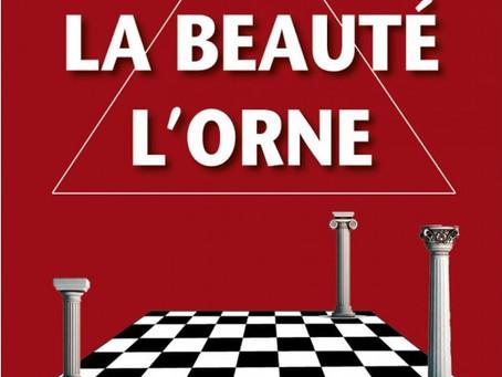 """Impressions de lecture : """"Que la beauté l'orne""""  de M-D Massoni, une """"anthologie"""" de la Beauté !"""