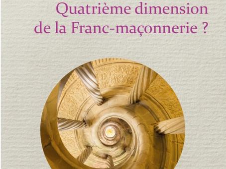 """Impressions de lecture : """"L'égrégore, Quatrième dimension de la  Franc-maçonnerie ?"""" ou autre chose?"""