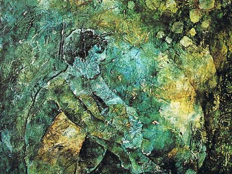L'art et le symbolisme, une planche de notre frère Gérard, artiste peintre