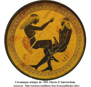 céramique antique