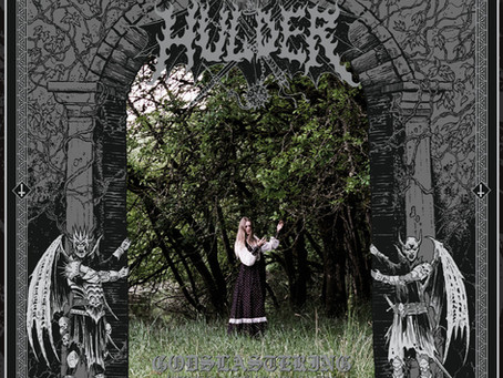"""AN NCS ALBUM PREMIERE (AND A REVIEW): HULDER — """"GODSLASTERING HYMNS OF A FORLORN PEASANTRY"""""""