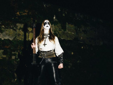 METALCRY REVIEW: HULDER - GODSLASTERING: HYMNS OF A FORLORN PEASANTRY