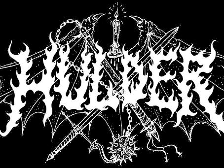 ETERNAL TERROR REVIEW:  HULDER - Godslastering Hymns Of A Forlorn Peasantry