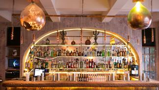 Le bar à cocktail du Boudoir